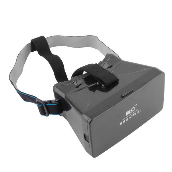 Universal Virtual Reality 3D Video Glasses For Google Cardboard VR 3D Movies Games With Resin Lens For 3.5~6 inch smartphone hot - firstcellphoneadvantage.com