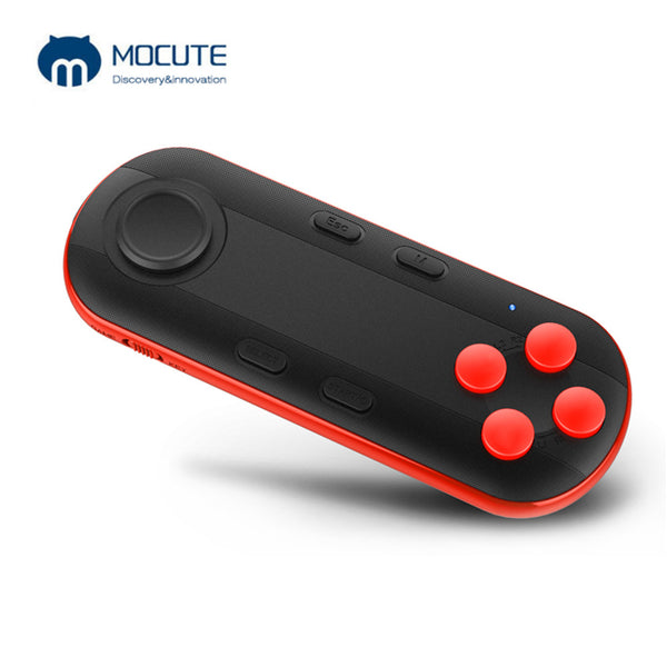 MOCUTE 051VR Trendy Virtual Reality Game Pad Controller Bluetooth Wireless Shutter Game Gamepad Portable Control Joystick - firstcellphoneadvantage.com