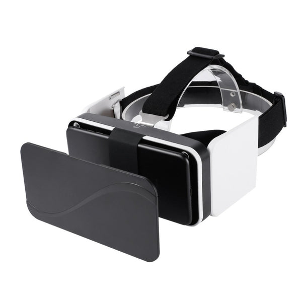 1pcs Adjustable 3D Virtual Reality Glasses HD Immersive Experience Folding VR Box Viewing Glasses - firstcellphoneadvantage.com