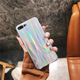 Rainbow Glitter Phone Case