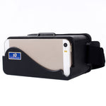 2016 HOT SALE Head Mount Plastic Version 3D VR Virtual Reality Video Glasses For For Samsung Virtual glasses NICE - firstcellphoneadvantage.com