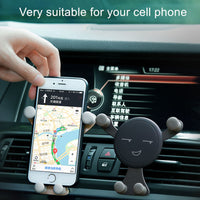 Snap-type Phone GPS Stand