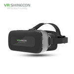 VR SHINECON High End ALL IN ONE 3D VR Glasses PRO Virtual Reality OTG Glasses Helmet 5.5 inch 1080P HD Screen For VR Games Video - firstcellphoneadvantage.com