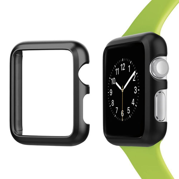 Watches Band Accessories Case Aluminum For Apple iWatch 38mm 42mm All Models Sport Edition Wrist Strap Watch Protective Cases - firstcellphoneadvantage.com