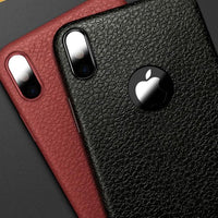 Ultra Thin Leather Phone Case
