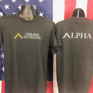Tier One Nutrition Alpha Shirt