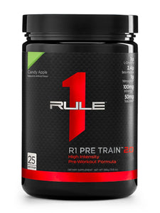 Rule 1 - R1 Pre Train 2.0