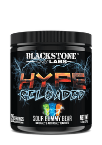 Blackstone Labs- Hype Reloaded