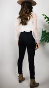 CLARA HIGH WAISTED SKINNY JEANS