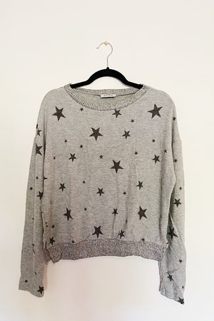 STAYING IN STAR CREWNECK