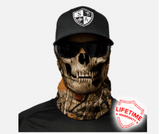 SA Fishing Face Shields - Skulls - DSF Apparel - Down South Fishing -Ultimate Performance Fishing Apparel