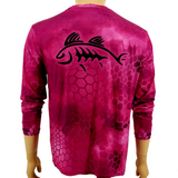 DSF Illusion Ultra Light Performance Fishing Shirts
