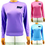 NEW - Womens Ultra Light 'Cool Shades' UV Performance Shirts