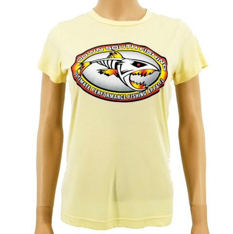 DSF Logo Ladies' Ultra Light Performance Tees
