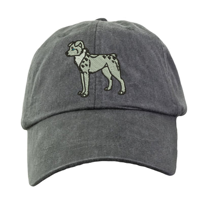 Australian Shepherd Hat - Embroidered.  Australian Shepherd Cap.   Australian Shepherd Baseball Hat. 15 Colors Avail. HER-LP101 - Whynotstopnshop.com