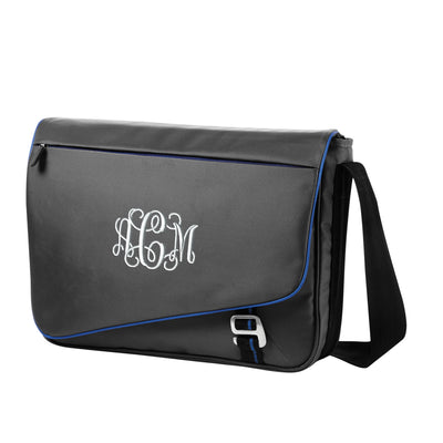 Monogram Port Authority Transit Messenger. BG302. - Whynotstopnshop.com