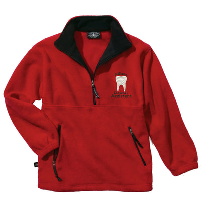 Dental Assistant  Fleece Pullover. Nurse Fleece pullover. Charles River Adirondack Pullover. Fleece Quarter Zip. CR: 9501 - Whynotstopnshop.com