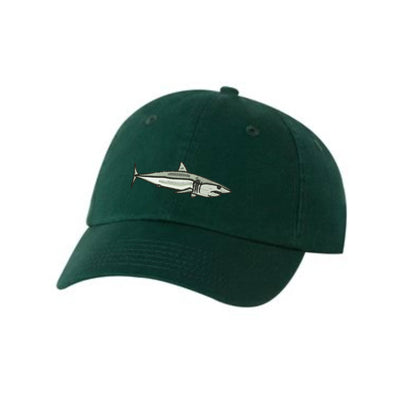 Mako Shark Embroidered Hat Unisex. Embroidered Hat Baseball Cap.  Adjustable With Tri-Glide Buckle. 36 Colors VC300A - Whynotstopnshop.com
