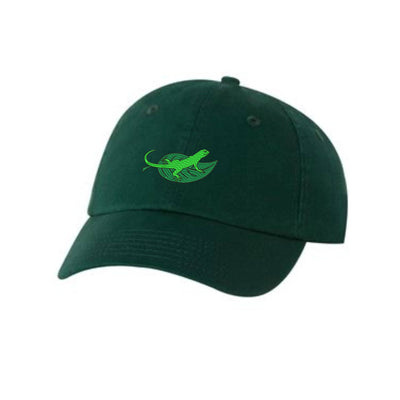 Lizard Embroidered Hat Unisex. Embroidered Hat Baseball Cap.  Adjustable With Tri-Glide Buckle. 36 Colors VC300A - Whynotstopnshop.com