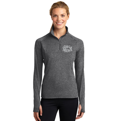 1/2 Zip Athletic Dri-Fit Lightweight Pullover - Monogrammed. Dri-Fit Monogrammed Pullover. Athletic Pullover. SM-LST850 - Whynotstopnshop.com