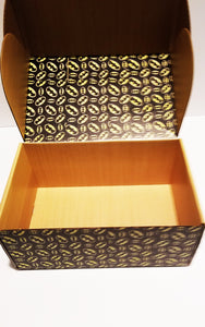 $19.99 Batman Gift Box Black Yellow Gift Box Great For Birthday Best Gift