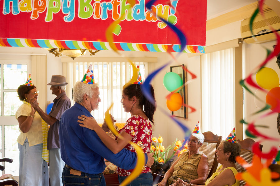 Children's & Adults' Birthday Party Plans