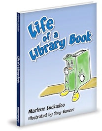 Life as a Library Book