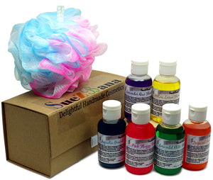 shower gel gift sets