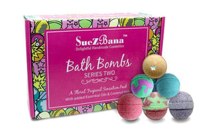 bath bomb gift sets series 2