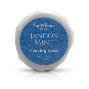 Suezbana Shaving Soap Jandon Mint 100g