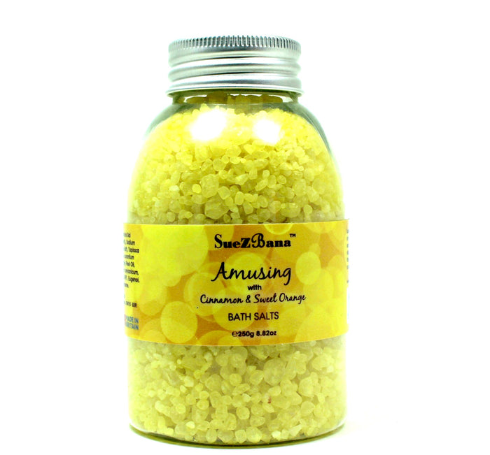 Suezbana Amusing  Bath Salts 250G