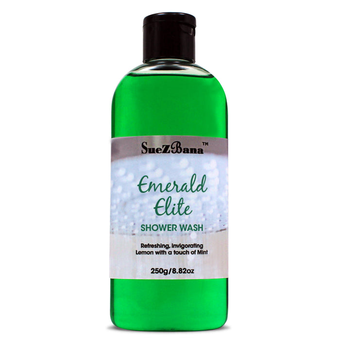 Emerald Elite Shower Wash 250G