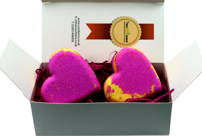 Pink Bath Bomb IFE  Little Gift Set Suezbana