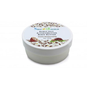 KUKUI NUT & COCONUT BUTTER BODY BUTTER (250G)