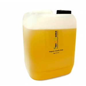 pure liquid castile soap 5kg