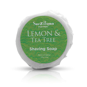 refill shaving soap Lemon