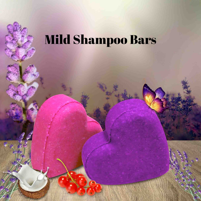Shampoo Bar ( YEETS)  with Lavender and Coconut Milk 60g Handmade in the UK