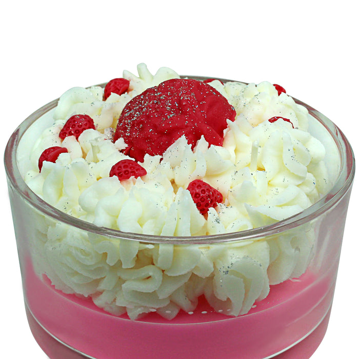 Strawberry Élite Large Luxury Soy Candle