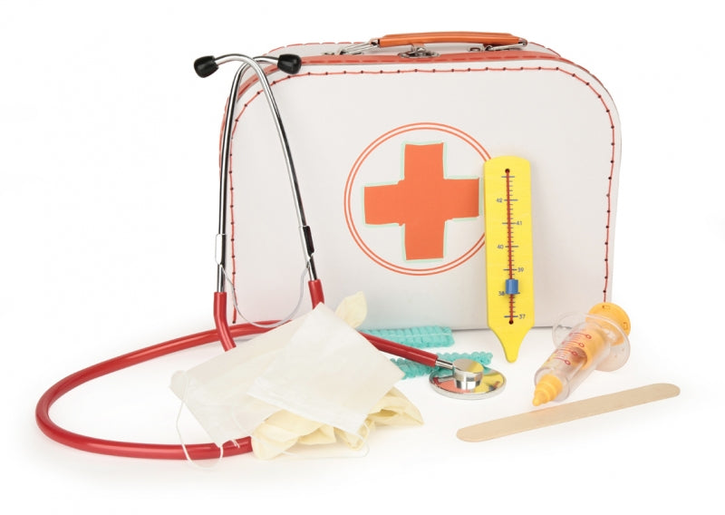 Egmont - Doctors Case with Accessories