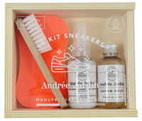 Andrée Jardin Sneaker Cleaning Gift Box