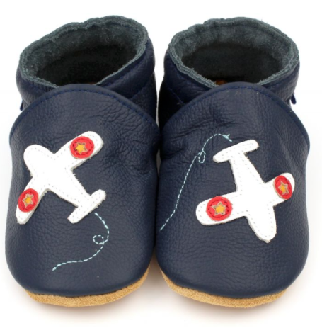Petit Canon - Baby / Toddler Shoes - Plane