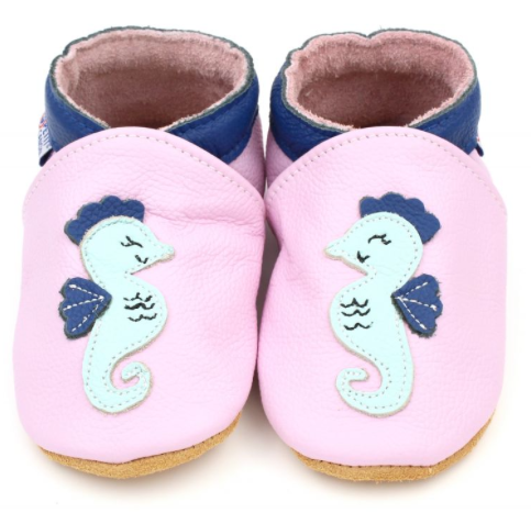 Petit Canon - Baby / Toddler Shoes - Seahorse