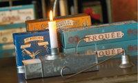 Bougies La Française - Dripless Tapered Dinner Candles