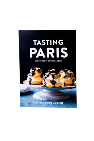 Tasting Paris - Cookbook