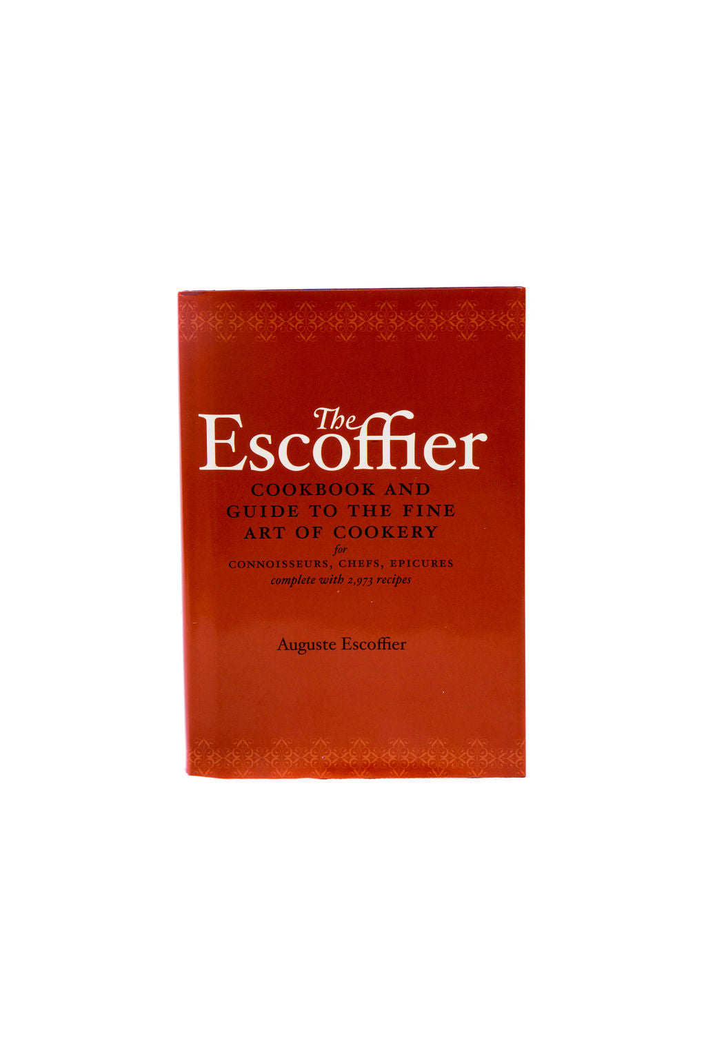 Escoffier Cookbook