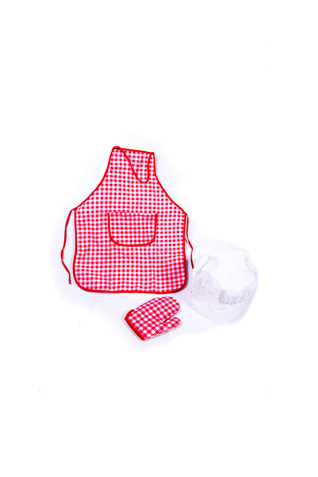 Egmont - Child Apron, Glove & Hat Set