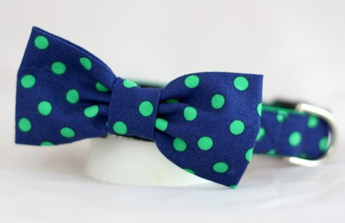 The Orleans Bow Tie Collar