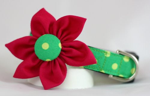 The Telfair Flower Collar