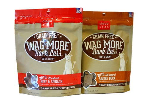 Wag More Soft Treats