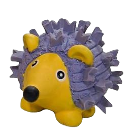 Ruff-Tex Squeaky Hedgehog Ball
